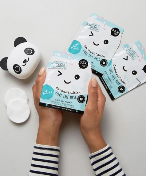face mask asos