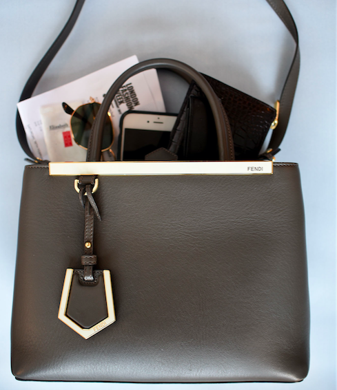 62d6b52dec6a London Fashion Week  what s in your handbag by Lizzy Hadfield