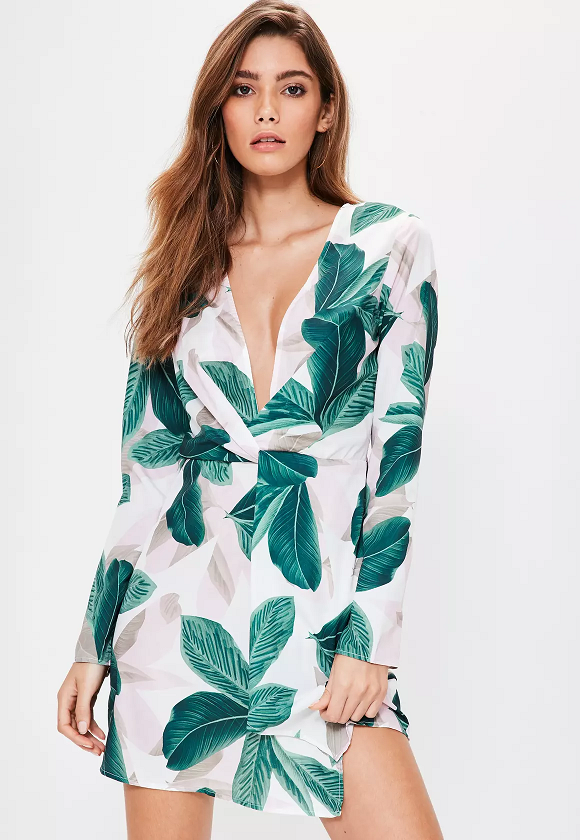 spring fashion prints