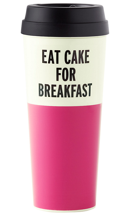 Kate Spade coffee cup