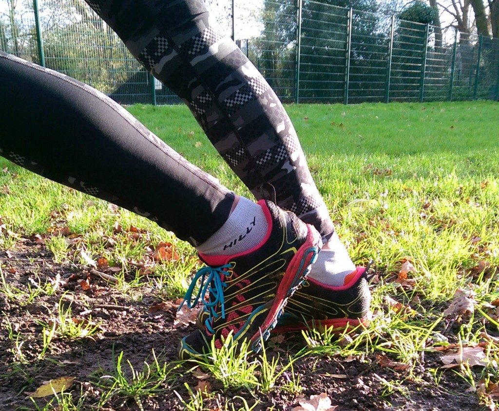 Hilly Marathon Fresh socks