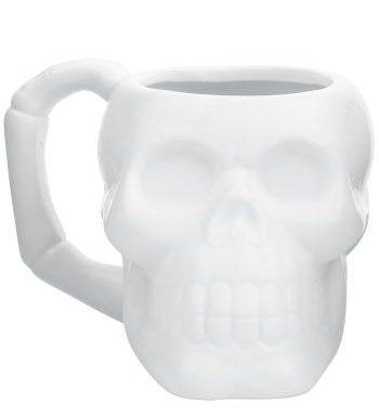 cinco de mayo skull mug