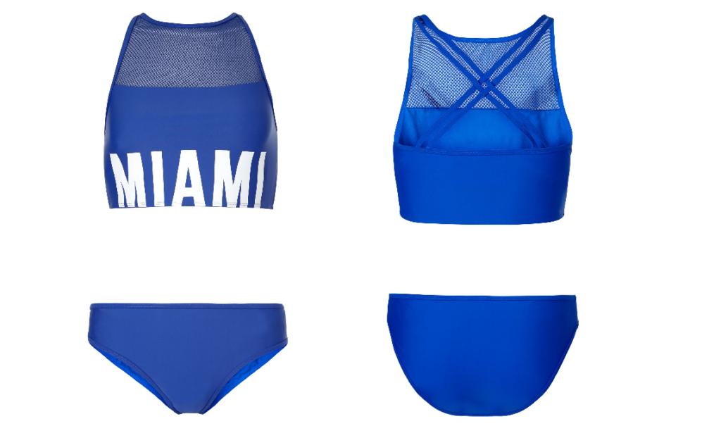tankini trend Miami New Look bikini