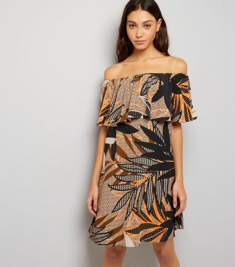 summer dresses bardot