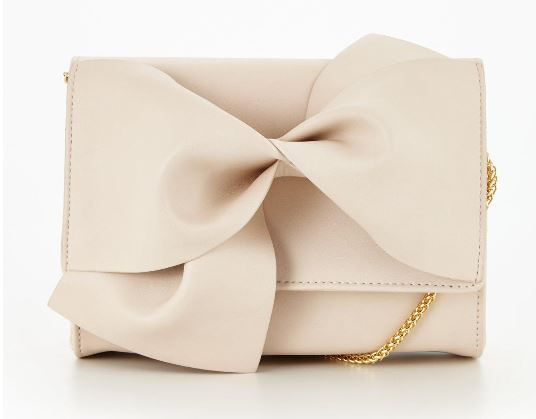 coast wedding clutch bag