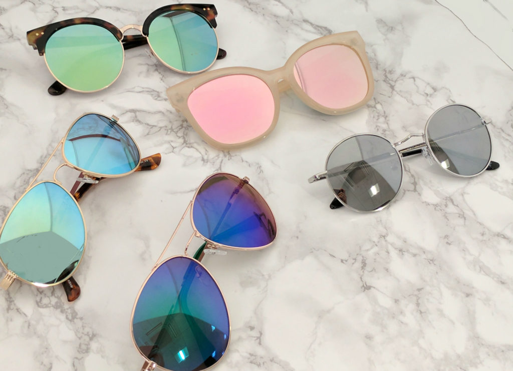 sunglasses day mirror shades