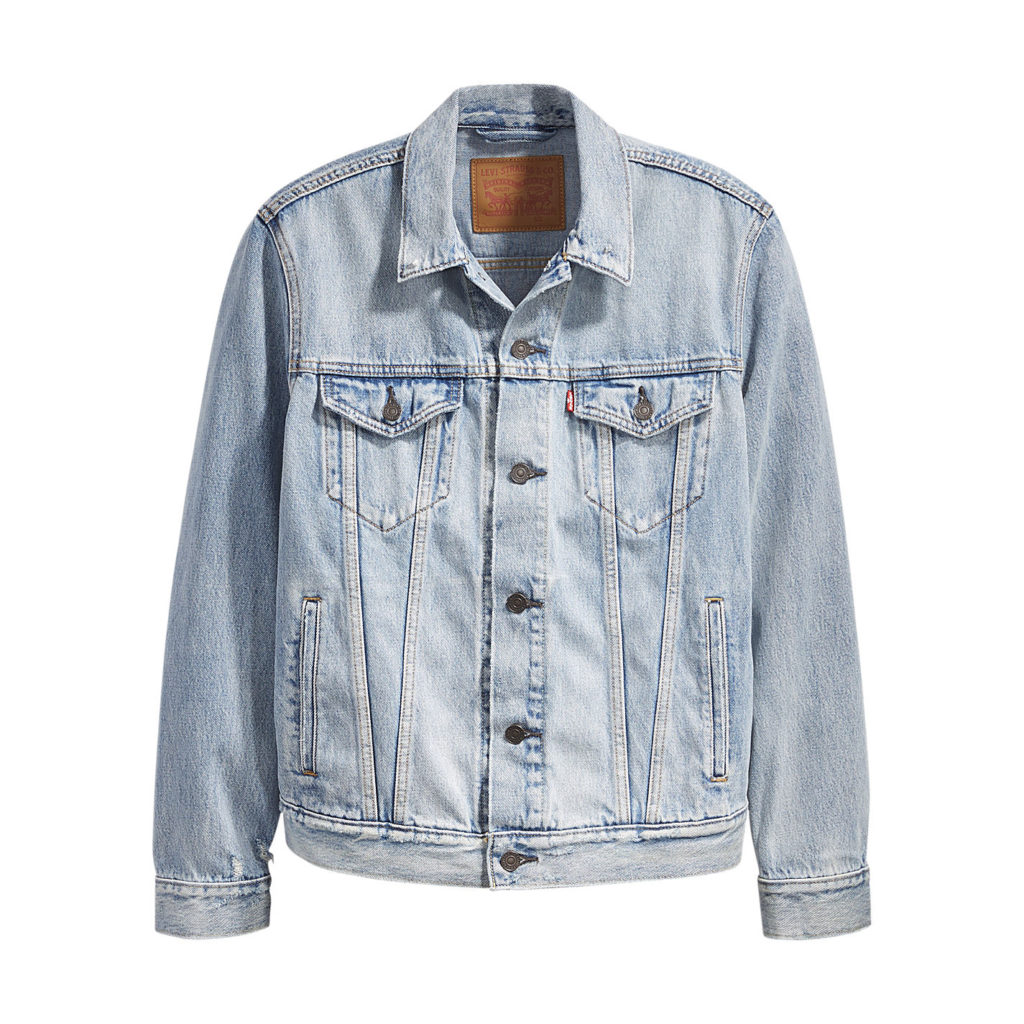 pick the right denim jacket for your shape