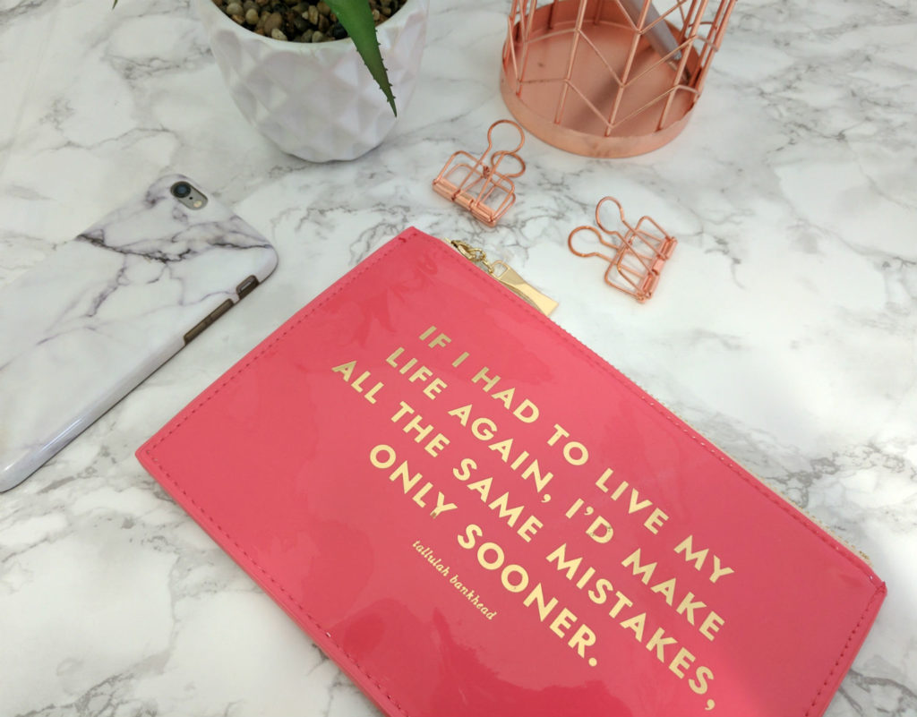 stationery by Kate Spade