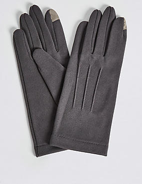 M&S Touchscreen Jersey Gloves