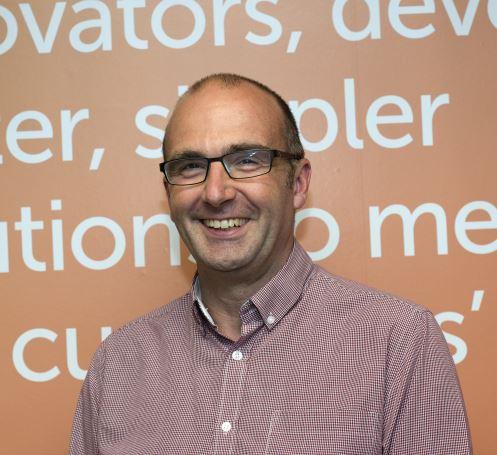 Simon White Finance Director CollectPlus