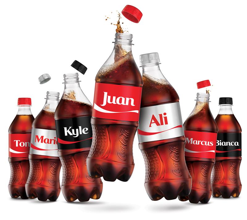 feedback of coca cola company