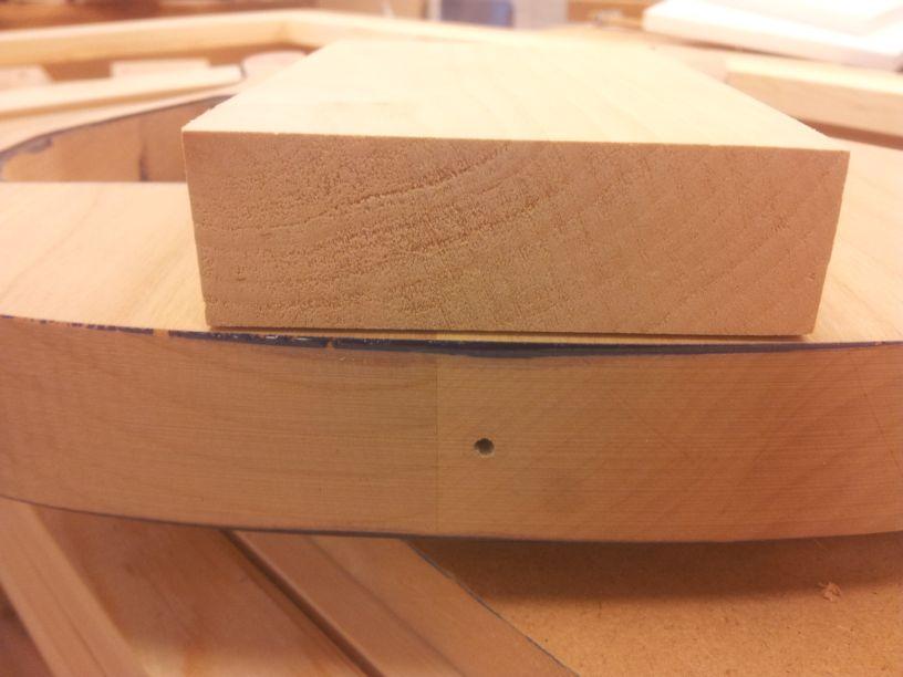 Trem To Hardtail Conversion - Instrument Building