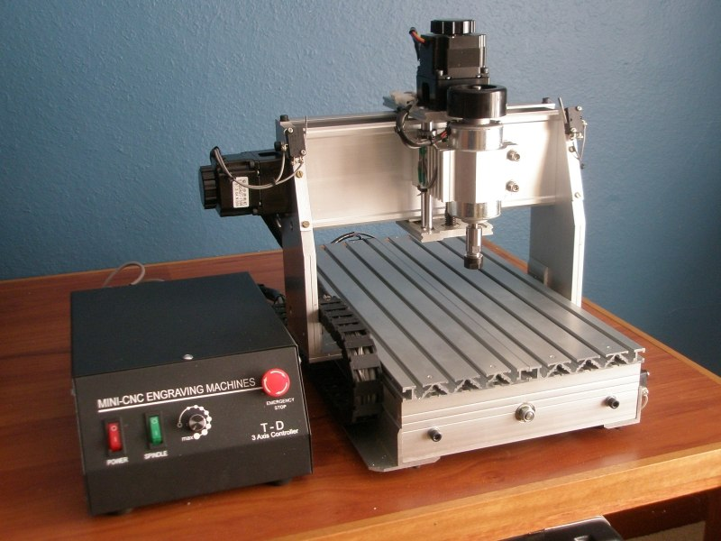 A Small CNC Machine For Luthiery - Part 1 - Workshop and Tools