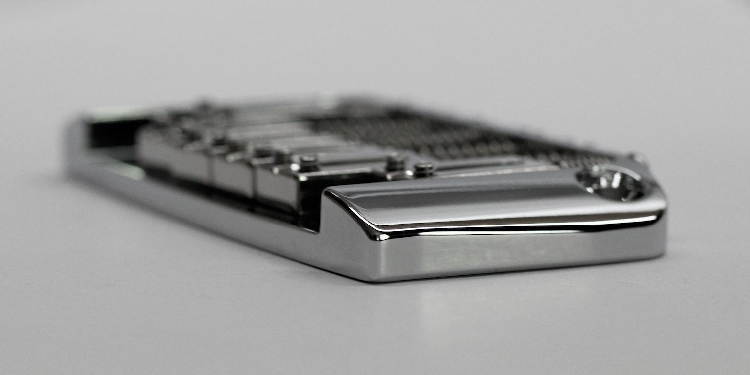Hipshot Ibby HM hardtail bridge - Guitar Parts - ProjectGuitar com