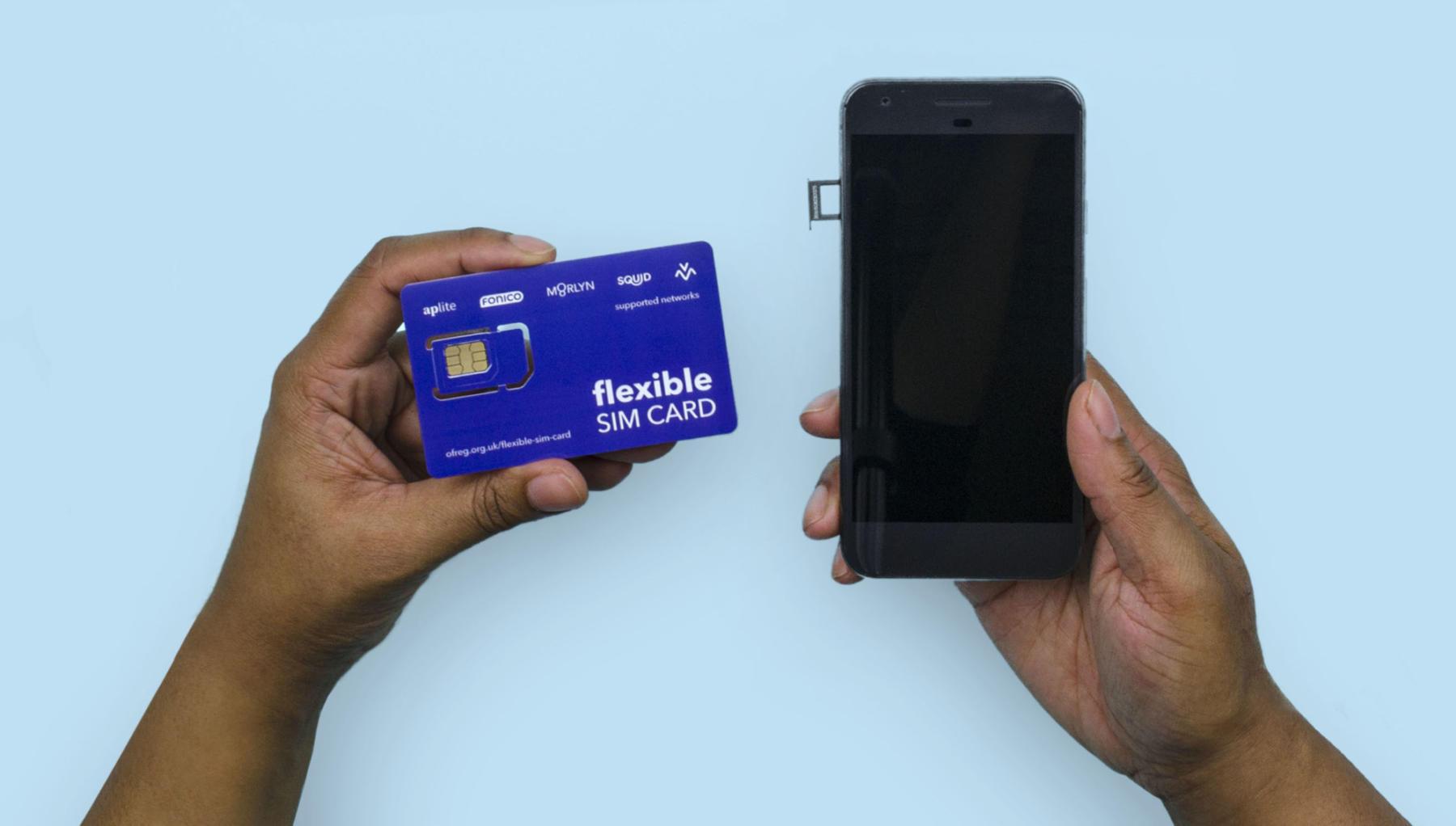 Open Apis Flexible Sim Card