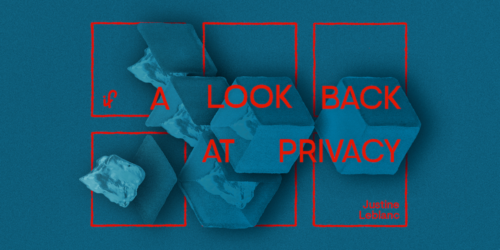 We launched our first policy report! We explored what we can learn from the history of privacy and technological innovation.