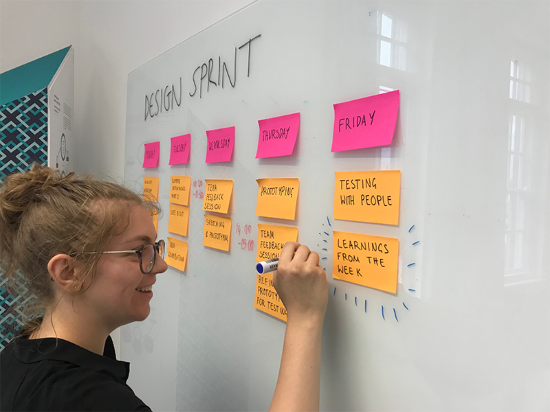 Design Sprint Plan Blogpost