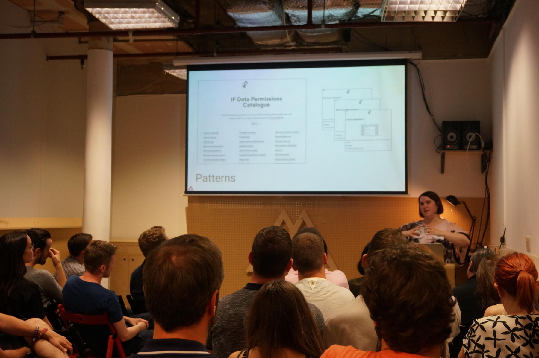 Trust And Design Meetup