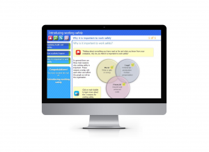 IOSH Working Safely elearning - IOSH courses online platform