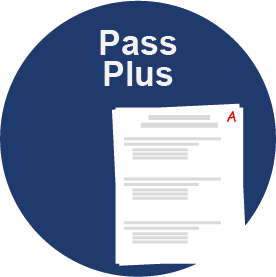 Retake your exam and course if you fail to meet the requirements with Pass Plus.