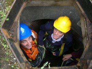 Group confined space training in Essex, Newcastle, Birmingham and Nationwide.