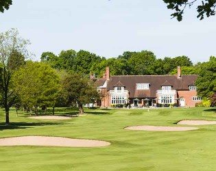 Birmingham, Moseley Golf Club. IOSH Managing Safely Course venue in Birmingham.
