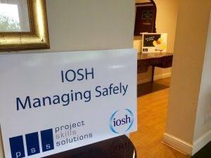 IOSH Training in Watford. Bushey