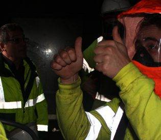 Working in High Risk Confined Spaces - training course
