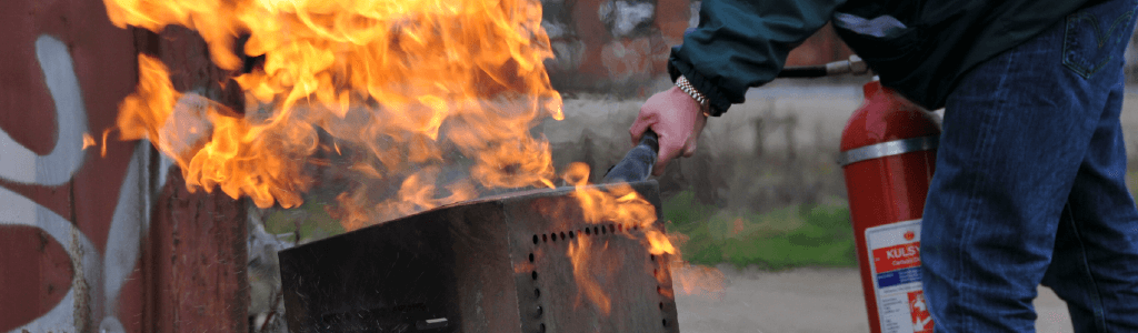 Why you need fire safety training