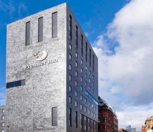 An image of the Premier Inn Manchester City Centre