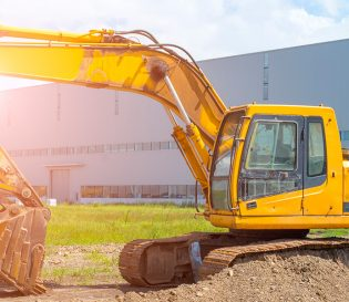 NPORS 360 excavator courses from Project Skills Solutions
