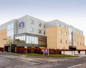 Premier Inn Winchester IOSH training venue for Project Skills Solutions.