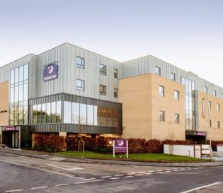 Premier Inn Winchester training venue, where IOSH courses are held by Project Skills Solutions.