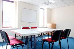 The brain charity training room