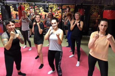 ProKick Gym Belfast Tuesday 15th September @ 8pm was the our eleventh new beginners course to start this year in 2020