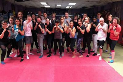 This was the first ProKick new beginners course for 2020 - it all kicked-off at the #ProKickGym on Monday 6th JAN 2020.