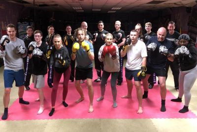 Great job New team ProKick who finished the six-week course in style. It all happened last night Tuesday 18th February