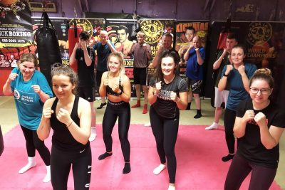 This was the fifth new 6-week beginner course which we started since lockdown. ProKick Gym Belfast Thursday 27th August @ 8pm was the tenth new beginners course this year in 2020