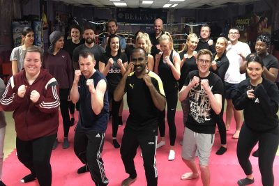 This was the second ProKick new beginners course set in 2020 - it all kicked-off at the #ProKickGym on a cold and wet night on Tuesday 14th JAN 2020.
