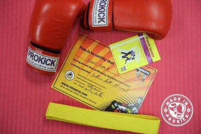 ProKick KIDS Grading Day at ProKick Gym - this Friday 16th October, doors open at 4pm commences at 4;30pm