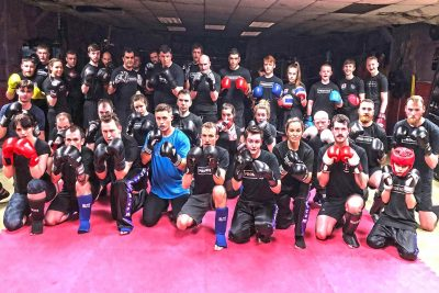 ProKick New Level 2 Sparring Course kicked-off last night (Wednesday 19th Feb)