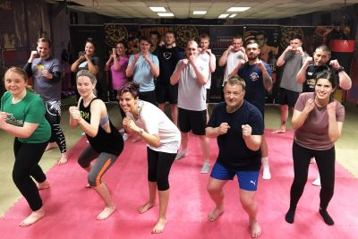 Here's the first Course in 2021 - Our latest squad of new ProKick enthusiasts and most coming through the doors for the very first time. The New Beginner course kicked off on Monday 24th May at 7pm