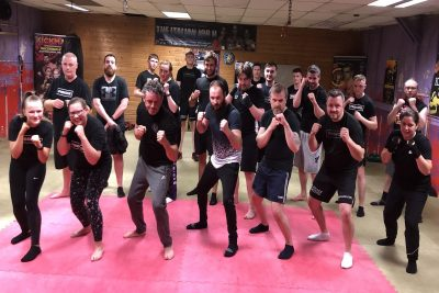 This was are first ProKick class Monday 24th May 2021. Yes, our first class in the ProKick gym from when we where all instructed be government to Lockdown.