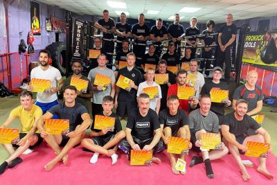 Sunday 25th July 2021 was graduation day for some lucky ProKickers. This was the first grading since lockdown hit the world back in March 2020.