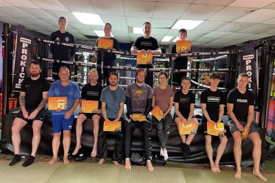 New Yellow, Orange and a Green Belts grade on Sunday 29th August 2021 - All the New yellow & orange belters move into Monday @ 6pm classes