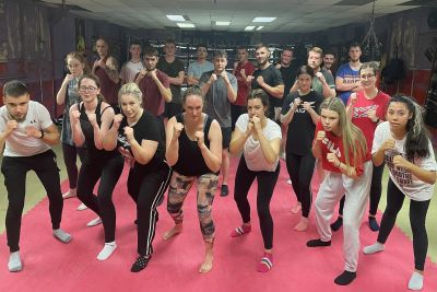 Here's our latest new beginners to ProKick - At ProKick all the newcomers had their first taste of ProKick's no-nonsense approach to fitness, all ProKick kickboxing style - and it all kicked-off on Wednesday 13th October 2021 @ 6pm