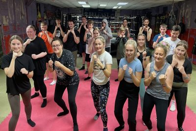 Here's our latest new beginners to ProKick - At ProKick all the newcomers had their first taste of ProKick's no-nonsense approach to fitness, all ProKick kickboxing style - and it all kicked-off on Thursday 7th October 2021 @ 8pm