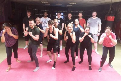 At ProKick all the newcomers had their first taste of ProKick's no-nonsense approach to fitness, all ProKick kickboxing style - and it all kicked-off Tuesday 8TH June 2021.