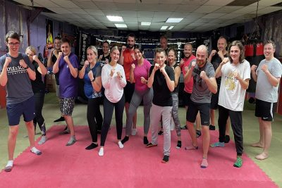 Welcome to our new beginners to ProKick - At ProKick all the newcomers had their first taste of ProKick's no-nonsense approach to fitness, all ProKick kickboxing style - and it all kicked-off on Wednesday the 1st September 2021 @ 6pm .
