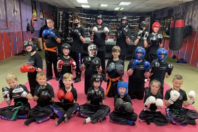 This was the first sparring class since February 2020. The popular Kids sparring class KICK-STARTED Tuesday 31st August.